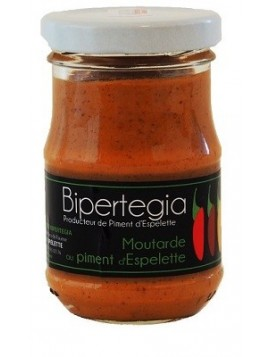 Moutarde au piment d'Espelette 90 g